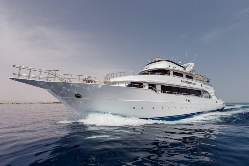 Tauchboot Golden Dolphin 1