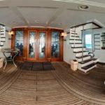 Tauchdeck Safariboot