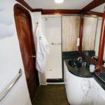 Badezimmer Safariboot Galapagos Sky