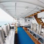 Tauchbereich Safarischiff Galapagos Sky