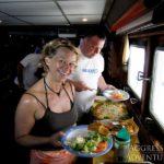 Buffet Safarischiff Okeanos 1