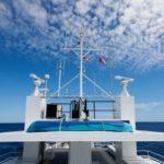 Deck Tauchsafarischiff MV Argo