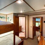 Doppelkabine Tauchboot MV Argo