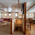 Essbereich+ Salon Tauchboot MV Argo