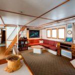 Salon Tauchboot MV Argo