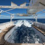 Tauchplattform Tauchsafarischiff MV Argo