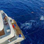 Überquerung Äquator Tauchboot MV Keana