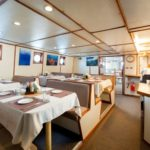Restaurant Tauchschiff MV Sea Hunter