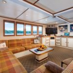 Salon Tauchschiff MV Sea Hunter
