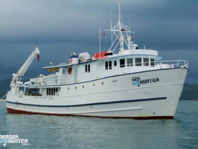 Tauchschiff MV Sea Hunter