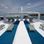 Sonnendeck Tauchboot MV Keana