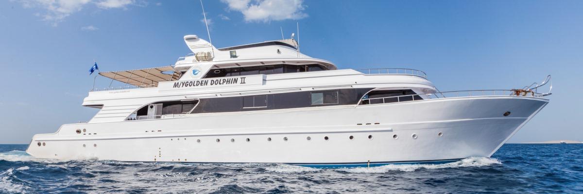 Ägypten Golden Dolphin Flotte