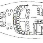 Deckplan Hauptdeck
