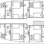 Deckplan Unterdeck