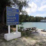 Landexkursion Tauchsafariboot Palau Aggressor