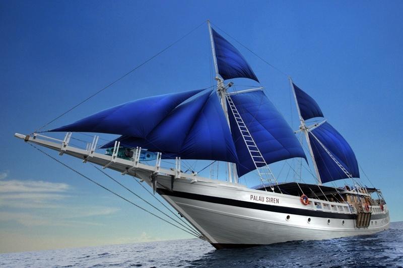 Tauchsafarischiff Palau Siren