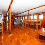 Salon Tauchboot Eco Blue Shark One