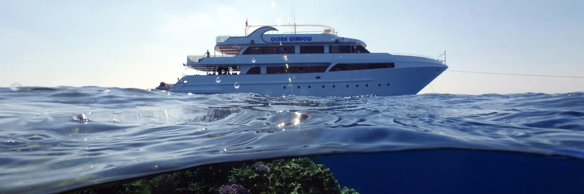 Ägypten Ocean Window