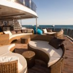Sonnendeck Tauchboot Ocean Window