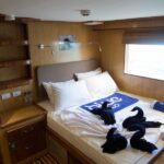 Doppelkabine Safarischiff Blue Voyager
