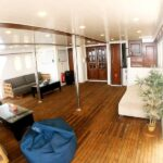 Outdoor Lounge Tauchschiff Blue Voyager