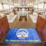 Salon Tauchschiff Maldives Aggressor II