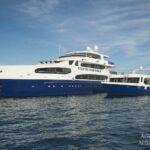 Schiff Dhoni Tauchschiff Maldives Aggressor II