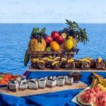 Snacks Tauchschiff Maldives Aggressor II