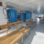 Tauchdeck Safariboot Maldives Aggressor II