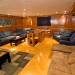 Sky Lounge Safariboot Blue Melody
