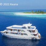 Drohnenbild Keana mit Insel