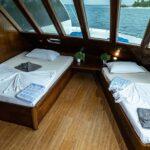 Luxuskabine 10 OD Safariyacht Amba